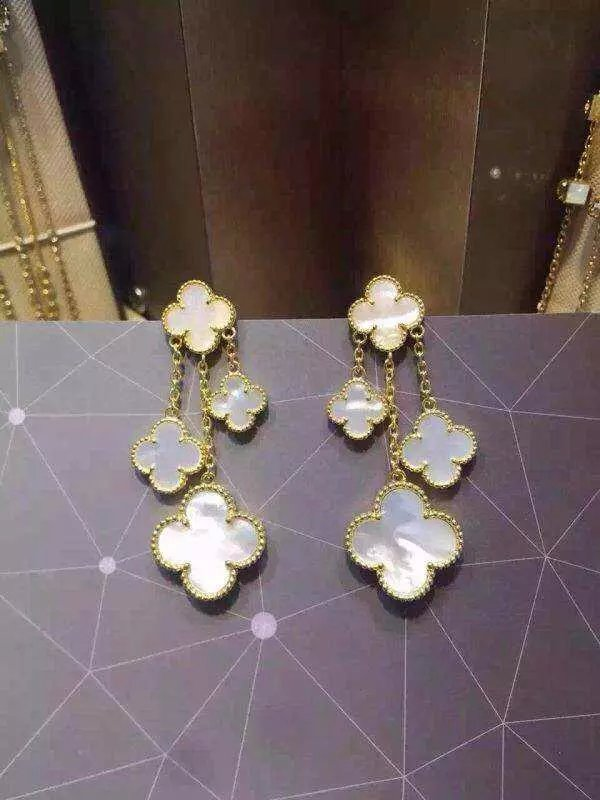 Van Cleef & Arpels Earrings VCA1214001