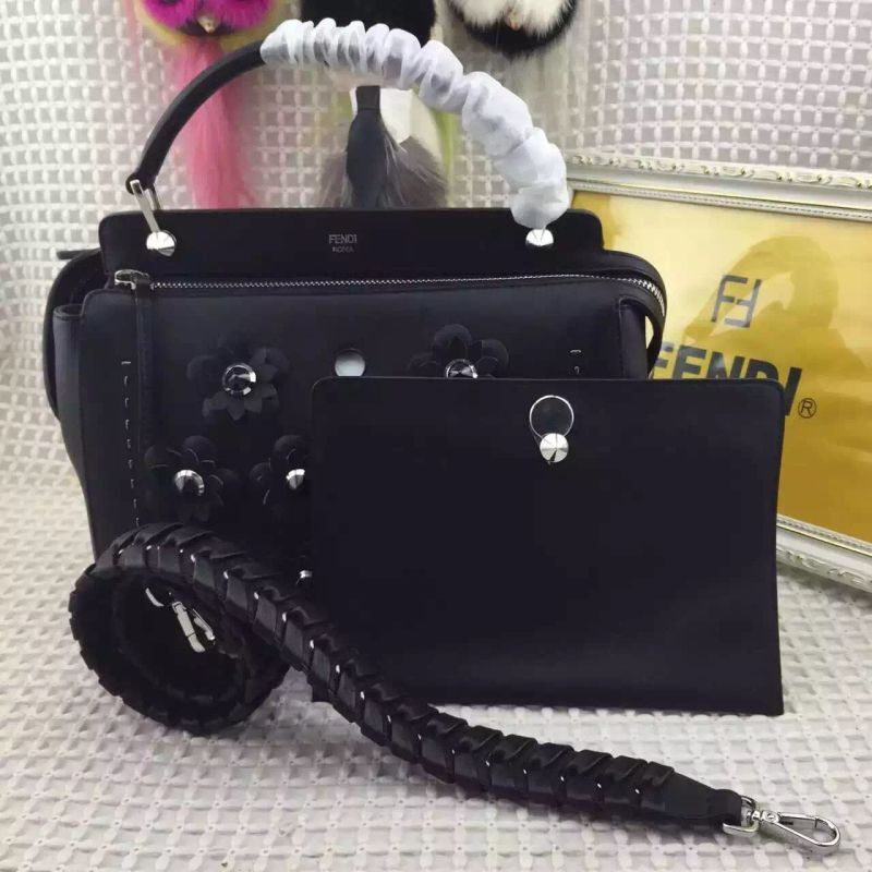 Fendi Original Leather FD5591 Black
