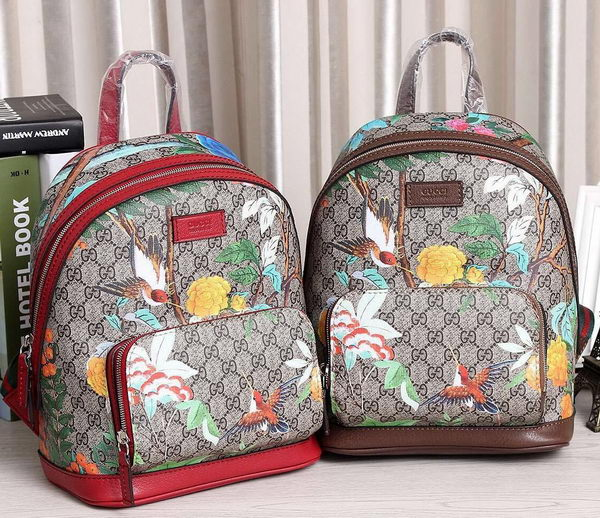 GUCCI Beaded Sky GG Supreme Backpack 427631