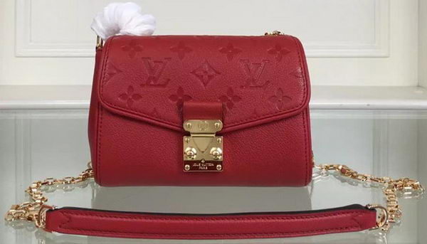 Louis Vuitton Monogram Empreinte SAINT-GERMAIN BB M94555 Red