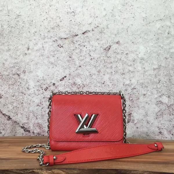 Louis Vuitton EPI Leather Bag 50273 Red