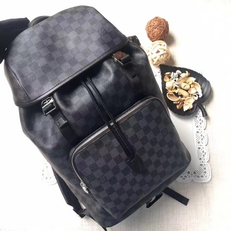 Louis Vuitton Damier Graphite Canvas ZACK BACKPACK N40005