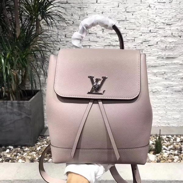 Louis Vuitton 2018 Spring-Summer LOCKME BACKPACK M41815 Grey
