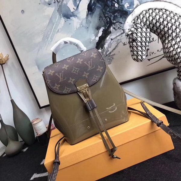 Louis Vuitton Monogram Canvas HOT SPRINGS BACKPACK M53545 Khaki