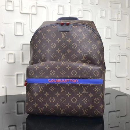 Louis Vuitton Monogram Canvas Backpack M43849