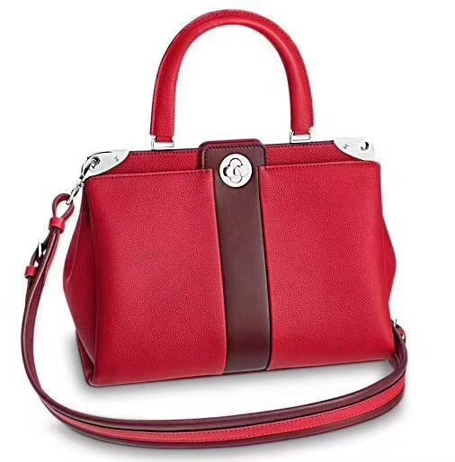 Louis vuitton Original Leather ASTRID 54374 red