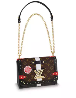 Louis vuitton original TWIST MM M43629 black