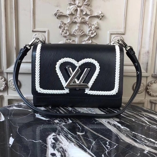 Louis vuitton original TWIST MM M54286 black