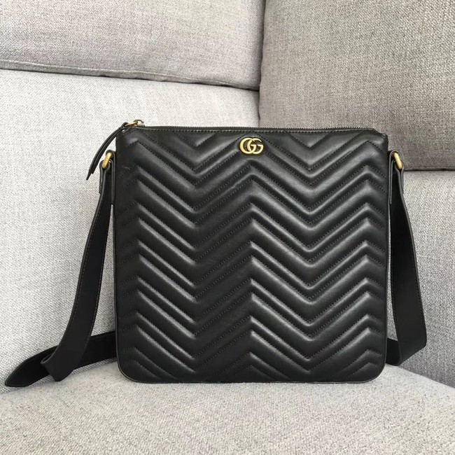 Gucci GG Marmont messenger bag 523369 black
