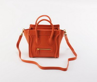 Celine Small Fashion Bag 98168 Orange