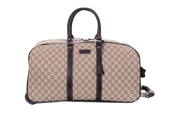 Gucci Luggage Travel Duffel Bags Duffel with Wheels 211119 FCIGG 8588