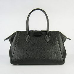 Hermes Paris Bombay Bag Black