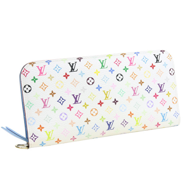 Louis Vuitton Monogram Multicolore Insolite Wallet M93749