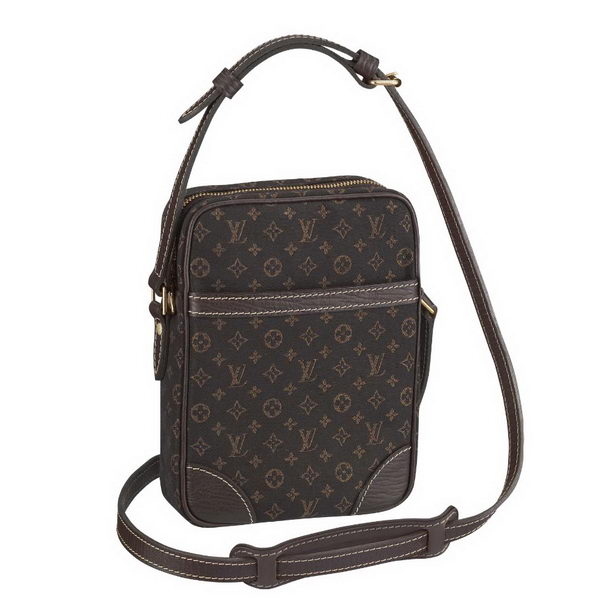 Louis Vuitton Monogram Mini Lin DANUBE M95228