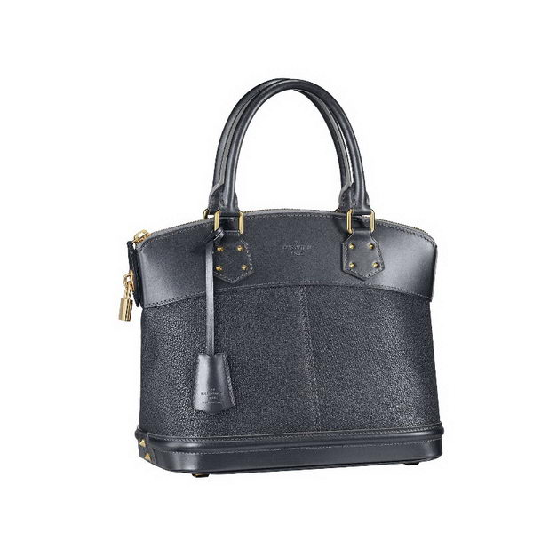 Louis Vuitton Suhali Leather LOCKIT MM M95713