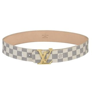 Louis Vuitton Initiales Damier Belt M9609W