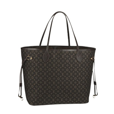 2012 Latest Louis Vuitton Monogram Idylle Neverfull MM M40513