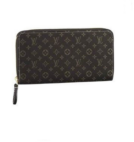 Louis Vuitton Monogram Idylle Zippy Wallet M63009 Fusain