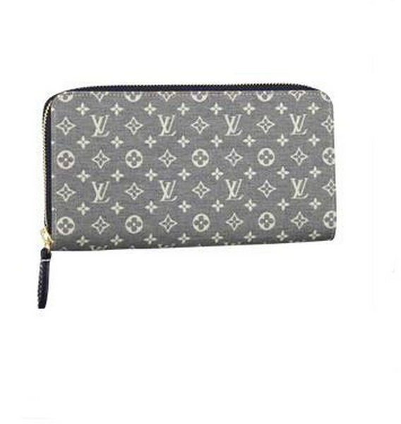 Louis Vuitton Monogram Idylle Zippy Wallet M63010 Encre