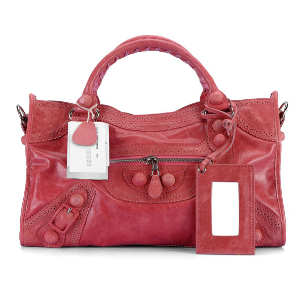 Balenciaga Giant Part Time Bag Carmine