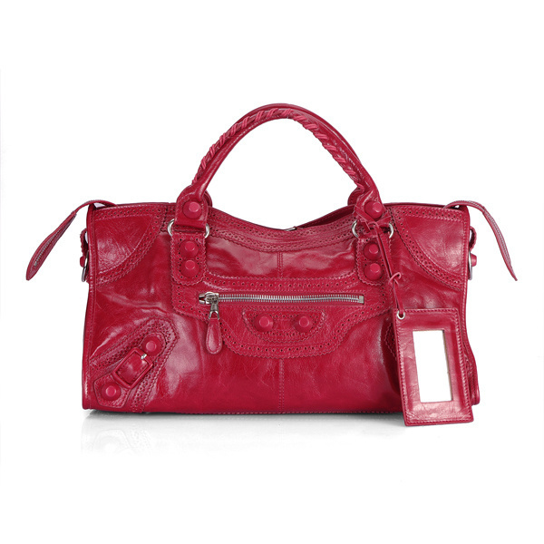 Balenciaga Giant Part Time Bag Rose