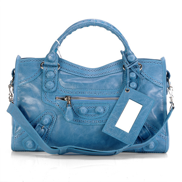 Balenciaga Giant Part Time Bag Royalblue