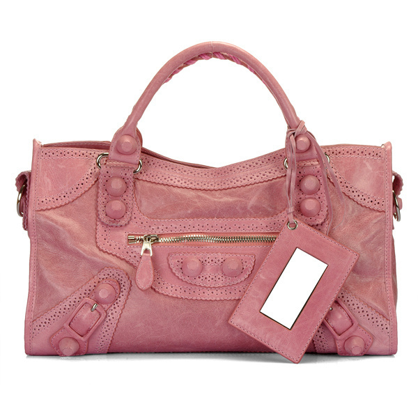 Balenciaga Giant Part Time Bag Pink