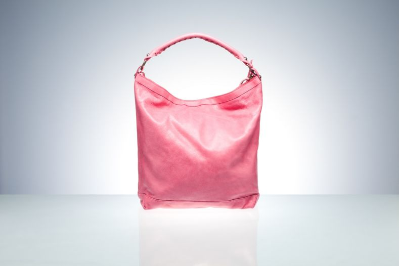 Balenciaga Shoulder Bags Light Pink
