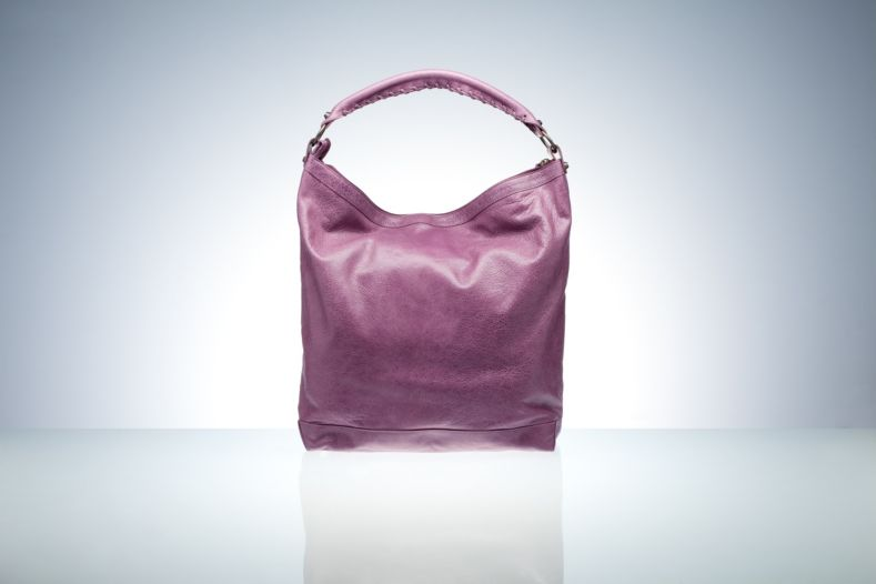Balenciaga Shoulder Bags Purple