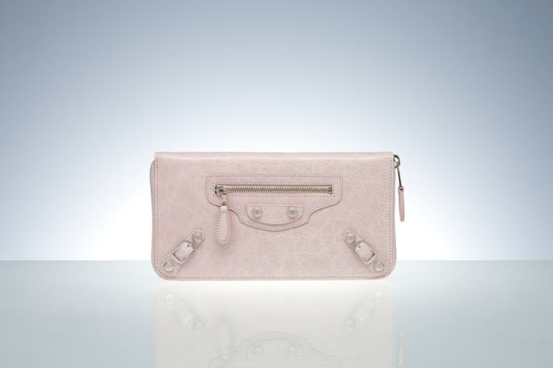 Balenciaga Wallet Rose