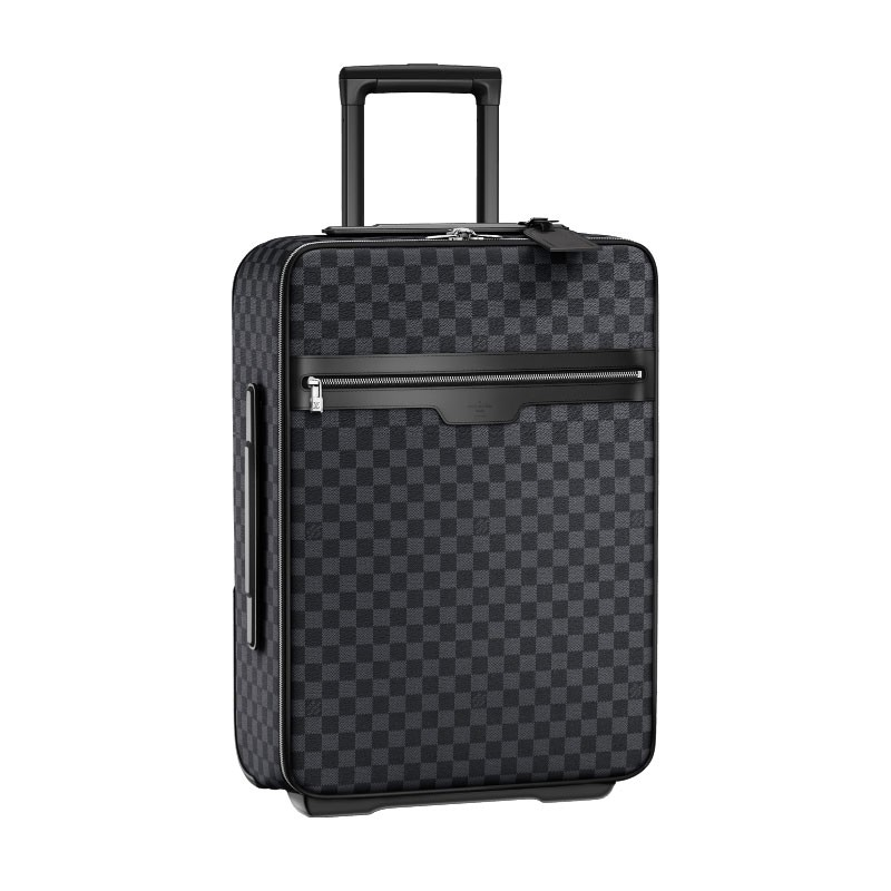 Louis Vuitton Damier Graphite Canvas Pegase 55 Graphite N23299