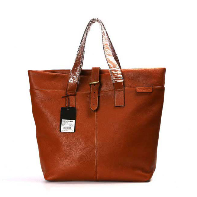 Mulberry Balthazar Tote Bag Natural Leather Oak