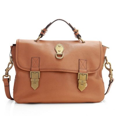 Mulberry Tillie Satchel Bag Soft Matte Leather Oak